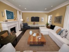 25+ Best Ideas about Rectangle Living Rooms on Pinterest | Build a