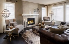 A Stunning Collection of 20 Living Room Decor Ideas | Home Design