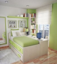Room Layout Ideas For Small Bedrooms - 5 Small Interior Ideas