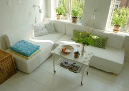 Trick of the Trade: Sectional Sofas in Small Spaces | Apartment